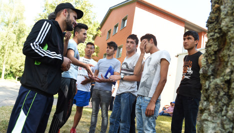 Asylum 'could cost Germany €10bn' in 2015