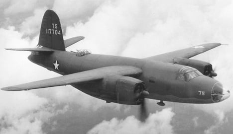 US WWII pilot's remains found after 70 years