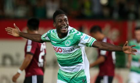 Augsburg confirm Baba's transfer to Chelsea