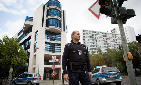 Bomb threat tops flood of SPD hate mail