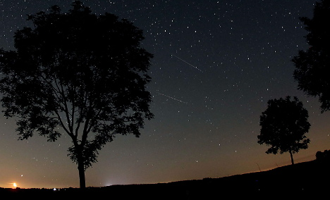 How best to watch the Perseid meteor shower