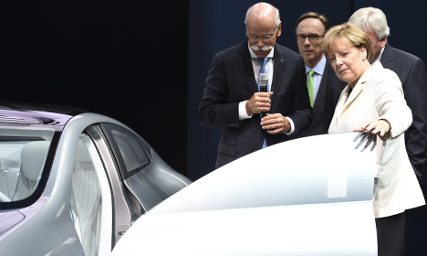 Germans' love affair with cars changing gears