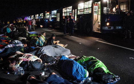'Germany can manage 500k refugees a year'