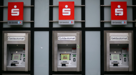 Sparkasse ATMs out of action in western states