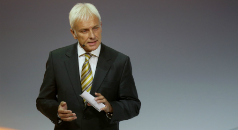 Porsche CEO to be new VW boss: media reports