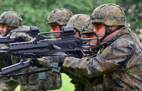 German army to phase out G36 rifle from 2019