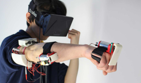 'Glimpse of the future' at Berlin wearable tech fest