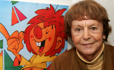 Creator of Germany's favourite elf dies aged 94