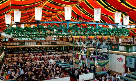 Government pays foreign spies' Oktoberfest costs
