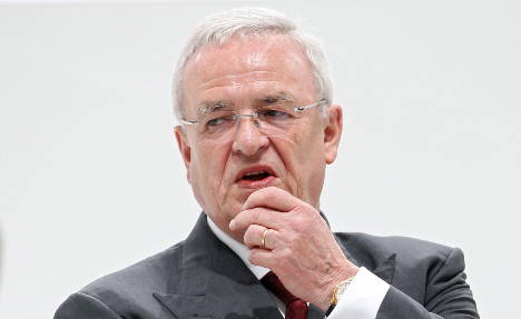 Ex-VW CEO in line for €60 million pay-off