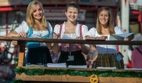 What to expect at Munich Oktoberfest 2015