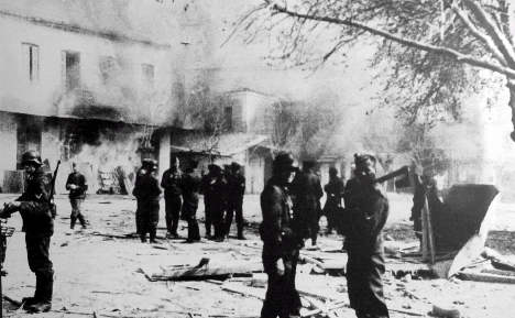 Archives shed light on Nazi atrocities in Greece