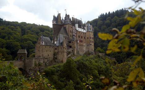 Germany's castles are in danger, warns prince