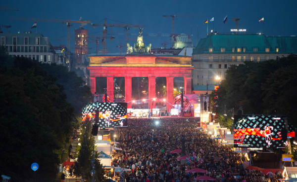 The best images from the Day of German Unity celebrations