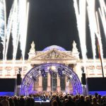 The Bundestag is another symbol of Berlin's renewal. Derelict during the Cold War, it is now the seat of German power. It was the natural backdrop for Berlin's firework show.Photo: DPA
