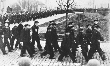 The sailors who brought down the German Empire