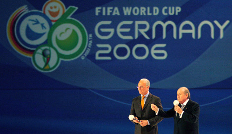 Officials 'looking into' World Cup graft claims