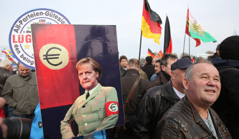 Germany braces for mass far-right rally