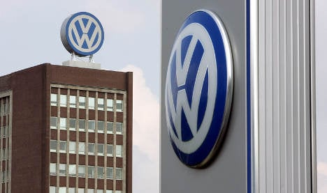 VW chief: recall of cars could start by January