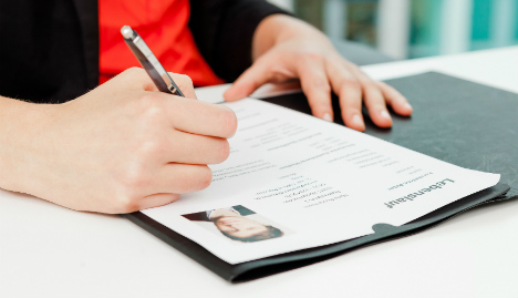 Does it really pay to lie on your CV?