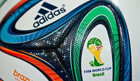 Adidas feels heat of World Cup graft claims