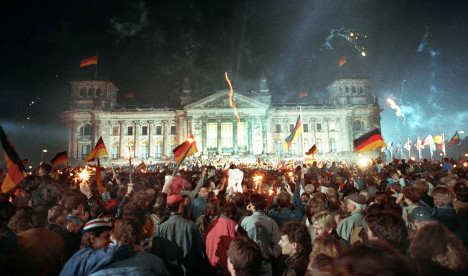 How to celebrate German Unity Day nationwide