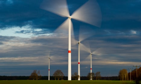 Wind power sweeps past 2014 output total