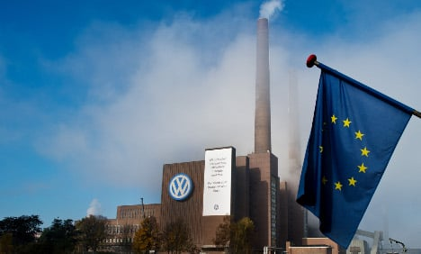 EU officials ratted out VW to US: reports