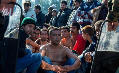 Jewish leaders call for limit on refugee numbers