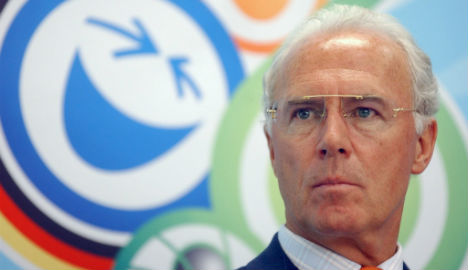 German World Cup boss: 'There was no money'
