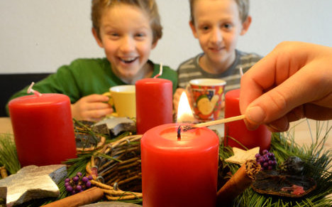 Five foolproof steps to do Advent like a German
