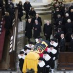 Hamburg bids farewell to its most famous son