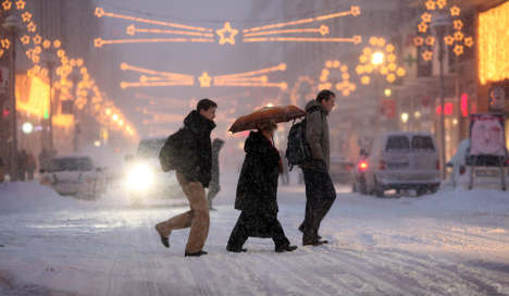 Snow and storms usher in first day of winter