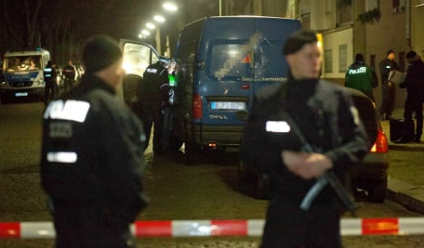 Berlin suspects freed hours after terror raids
