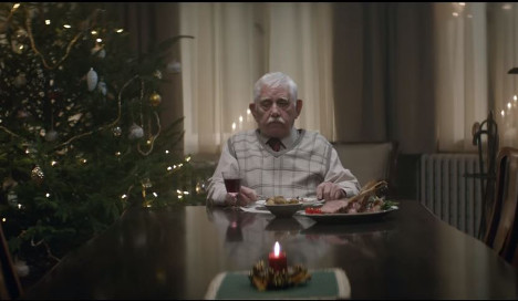 Supermarket Christmas ad is surprise downer
