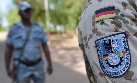 German Mali troops to free France for Isis fight