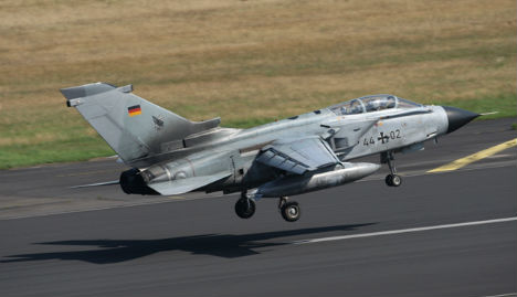 Germany to send 1,200 troops to aid ISIS fight