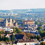 """Number 8 – Trier.  Germany's oldest town is a renowned beauty spot – but that comes at a price. On average residents of the city on the border with Luxembourg hand 21.9 percent of their rent to their landlord – still, at €7.58 per square metre, it has the lowest rent as an absolute number in the top ten.Photo: <a href=""""http://bit.ly/1MGthFJ"""">Wikipedia Commons</a>"""
