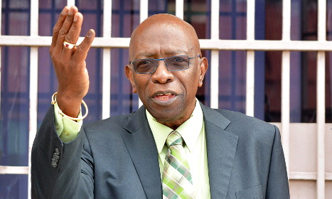 'Germany pledged money to Warner for World Cup'