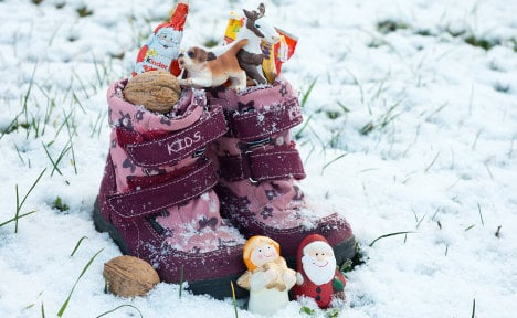 What you need to know about Nikolaus: the saint who gave gifts before Santa