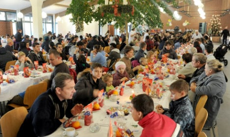 Ethnic German migration doubles in two years