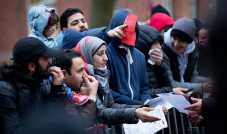 Refugees to face tough new screening process
