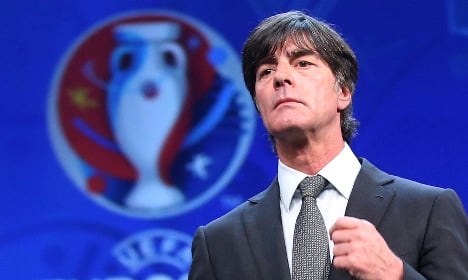 Germany happy but wary after Euro 2016 draw
