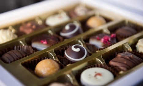 Police warn mum-in-law over booze-filled sweets
