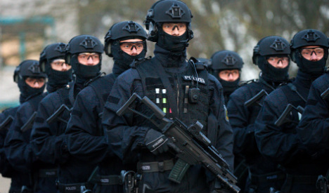 New police unit to face 'Paris-like' terror attacks
