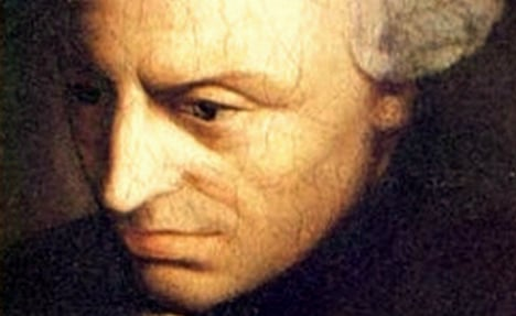 Philosophy and climate: Kant at Le Bourget