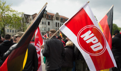 Far-right NPD gets day in Constitutional Court