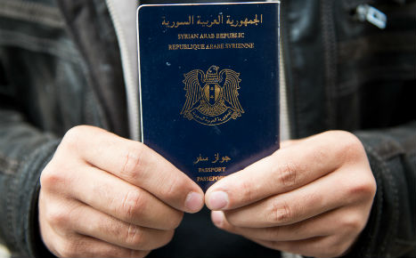 Spooks hunt refugees with Isis-faked passports