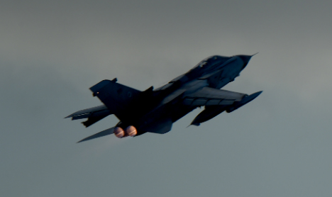 Luftwaffe aircraft depart for Syria mission
