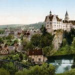 Sigmaringen Castle (Schloss Sigmaringen)  was originally built in the 11th Century and was once the seat of the princes of Hohenzollern-Sigmaringen, in the city of the same name in Baden-Württemberg. Photo: Collection Marc Walter/Taschen